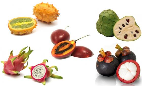 I frutti esotici dalle migliori propriet la top10 da for Elenco alberi da frutto