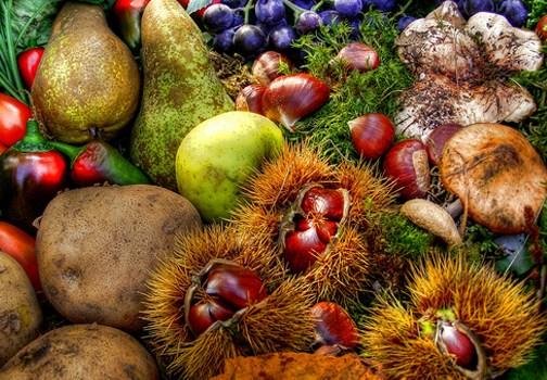 La frutta autunnale e le sue propriet mangostano - Decorazioni d autunno ...