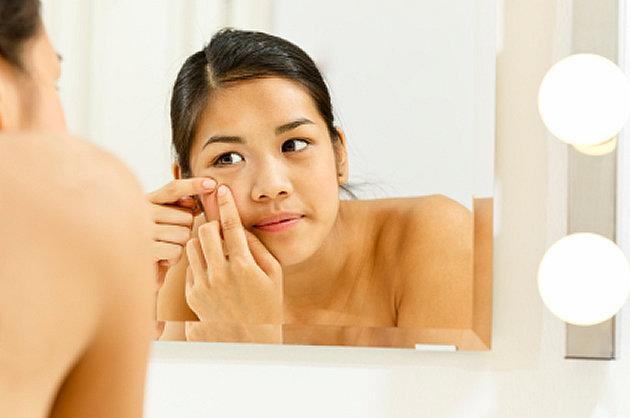 Curare l' acne
