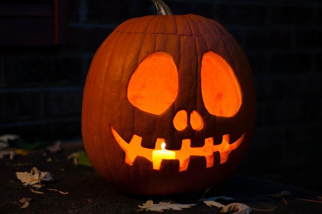 La zucca di Halloween dc67b06a291d